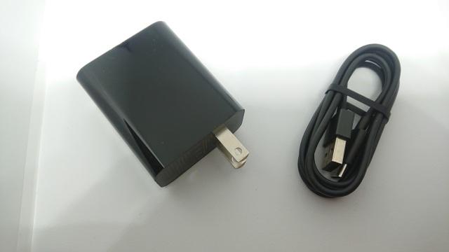 BLACK SHARK 2 専用USBケーブル・ACアダプターセット
