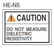 日本配電制御システム工業会 英字 HE-N5