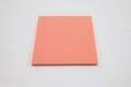 メモリーフォーム ピンク15cm×15cm