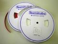 熱収縮チューブ スミチューブ B2 白 3/16 2巻セット(122m)