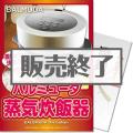 【パネもく!】バルミューダ 蒸気炊飯器(A4パネル付)[当日出荷可]