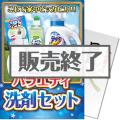 【パネもく!】バラエティ洗剤セット(A4パネル付)