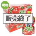 Qoo125gパウチ(りんご味)×1ケース(6本入り)