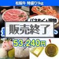松阪牛特盛り 15点セット