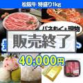 松阪牛特盛り 20点セット