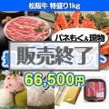松阪牛特盛(30点セット)