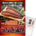 【パネもく!】九州産うなぎの蒲焼(A3パネル付)