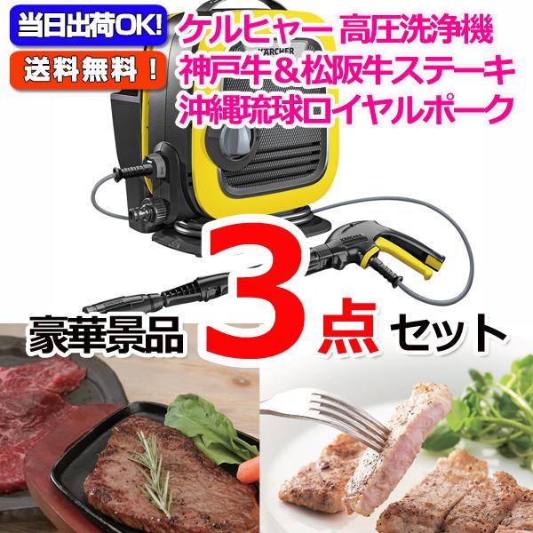 レイコップLITE&黒毛和牛「和王」焼肉&沖縄三元豚豪華3点セット