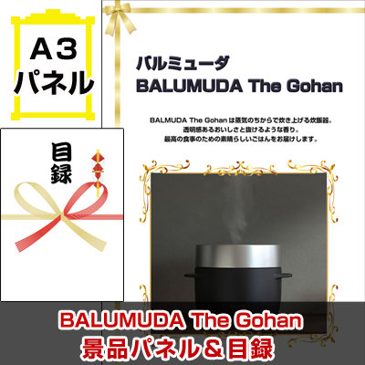 バルミューダ「BALUMUDA The Gohan 」
