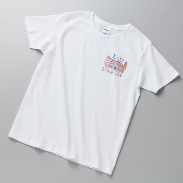 Tシャツ(旧図書館デザイン)