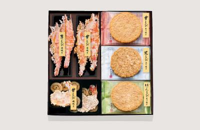 海老づくし3300円