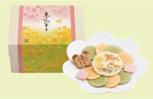 春の御菓子1200円