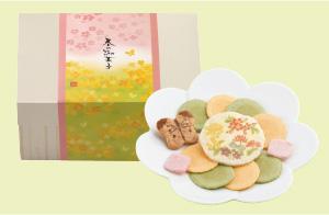 春の御菓子2300円