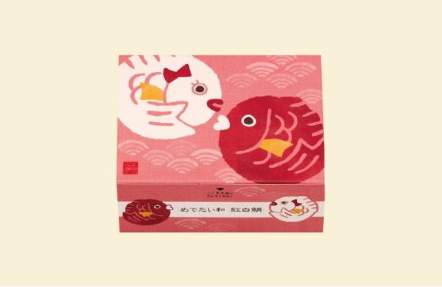 紅白鯛 (3袋入)