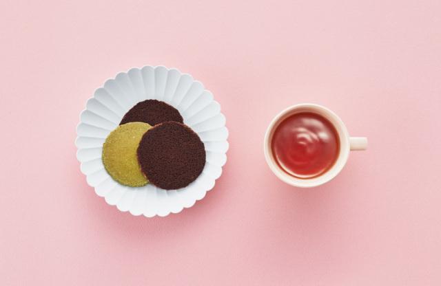 くつろぎ焼きショコラ-抹茶-