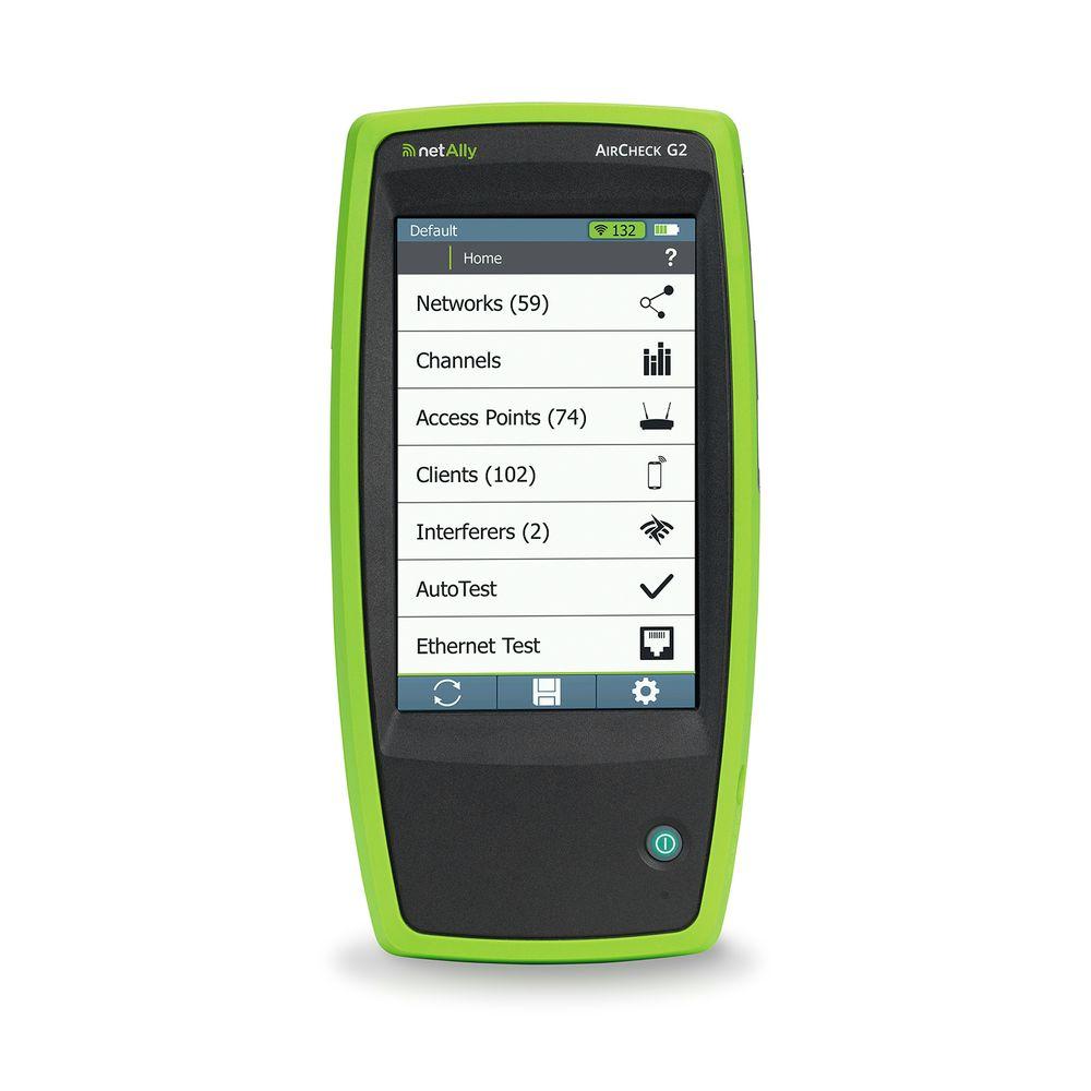 【お問合せ商品】NetAlly AirCheck G2 Wi-Fiテスター