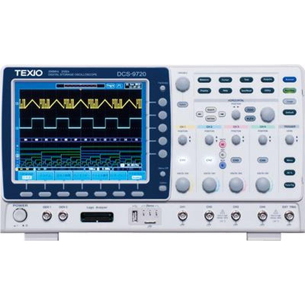 【お取り寄せアウトレット】TEXIO デジタルストレージオシロスコープ 2GS/s DCS-9730D [OUTLET]