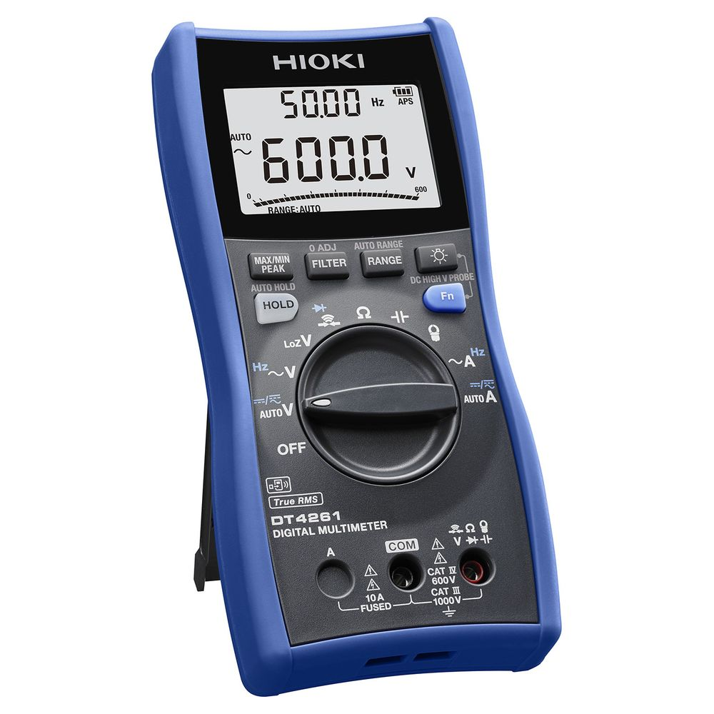 HIOKI デジタルマルチメータ DT4261