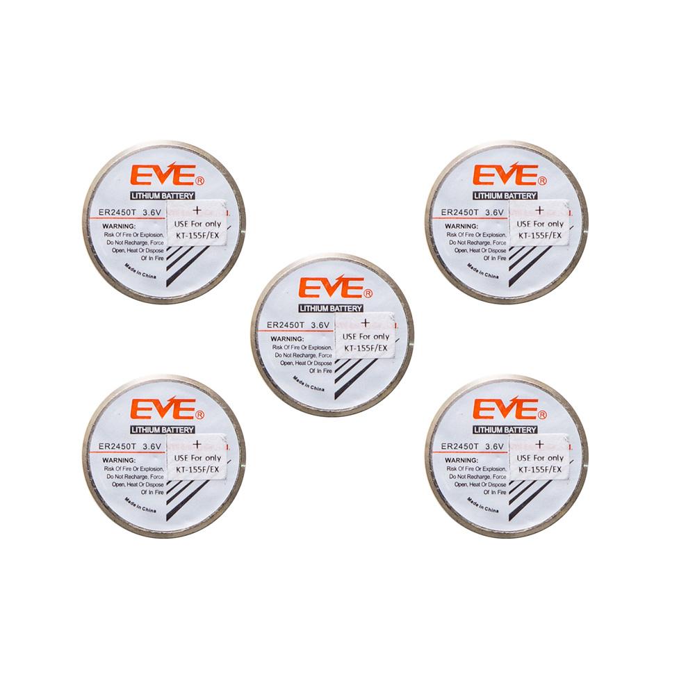 「KT-155F/EX」「KT-155F/EX(LED)」専用電池 ER2450TWL