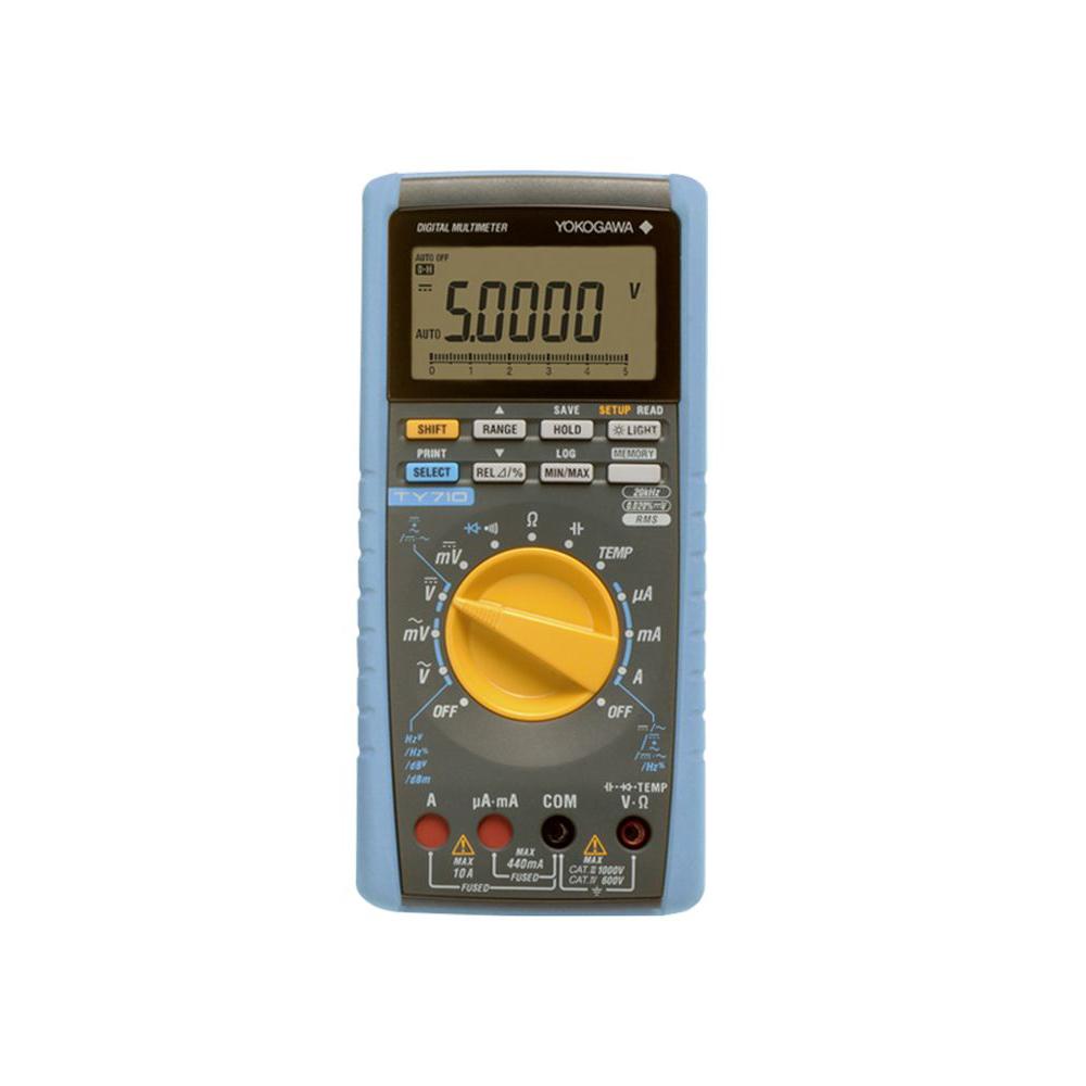 横河計測 ディジタルマルチメータ TY710