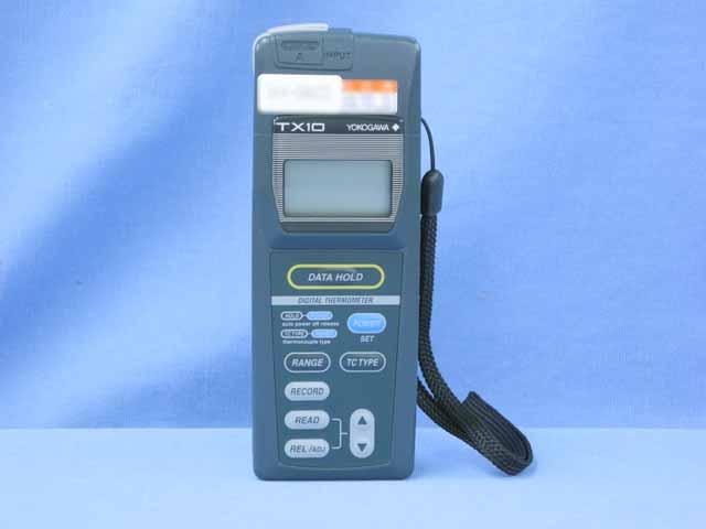 中古 横河計測 デジタル温度計 TX10-02 (90032付)  (管理番号:UKK-09022)