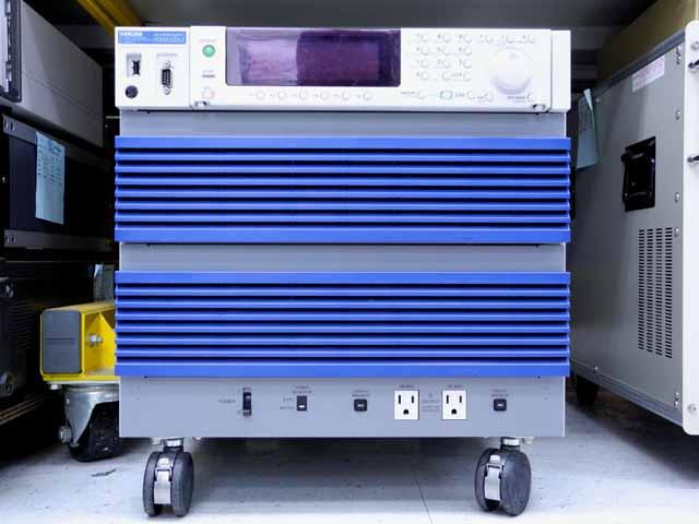 中古 菊水電子工業 交流安定化電源 PCR2000LE (管理番号:UKK-10575)