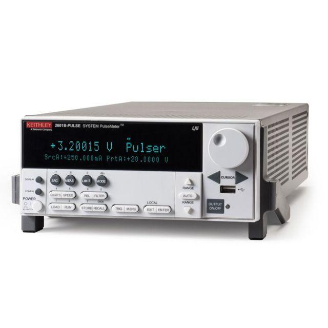 【お問合せ商品】Keithley パルサー/システム・ソースメータ 2601B-PULSE