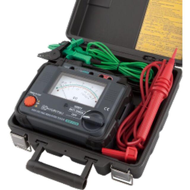 共立電気計器 高圧絶縁抵抗計 KEW 3122B