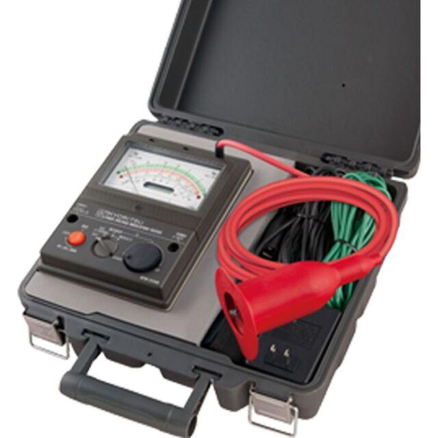 共立電気計器 高圧絶縁抵抗計 KEW 3124A