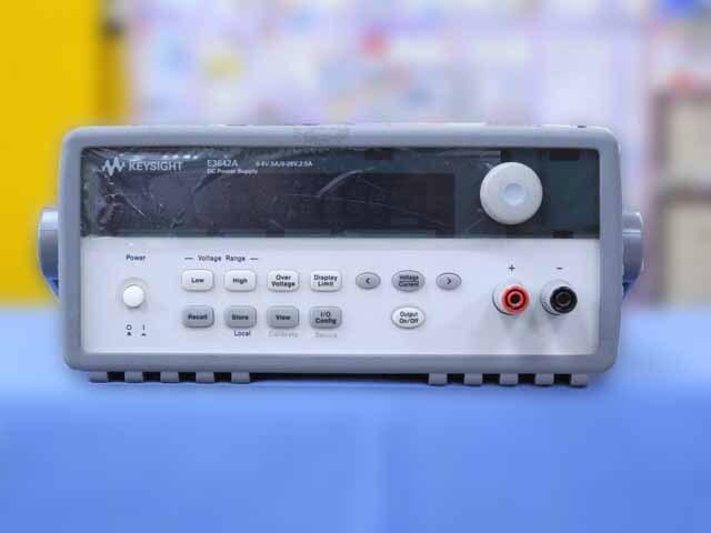 中古 キーサイト 直流安定化電源 E3642A (管理番号:4G-1004)