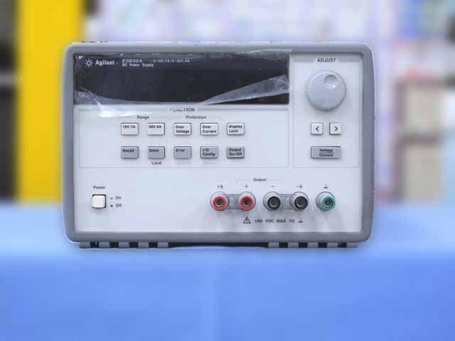 中古 キーサイト(アジレント) 直流安定化電源 E3632A  (管理番号:4G-1005)