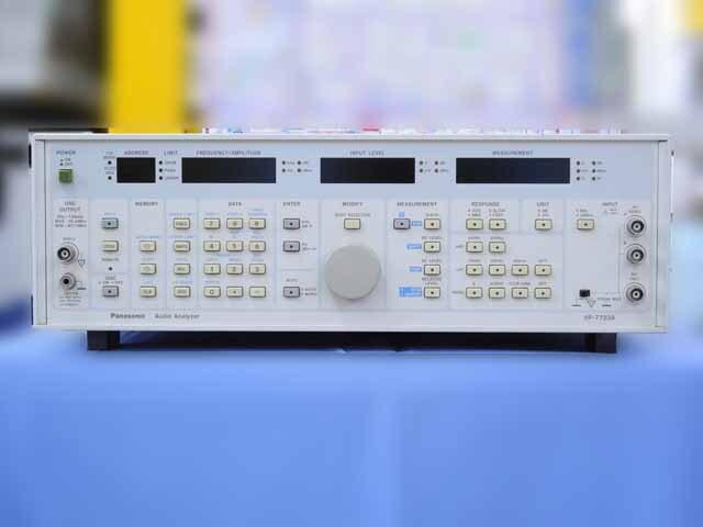 中古 パナソニック オーディオアナライザ VP-7723A (管理番号:4G-1035)