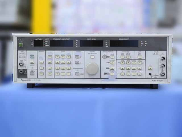 中古 パナソニック オーディオアナライザ VP-7723B (管理番号:4G-1036)