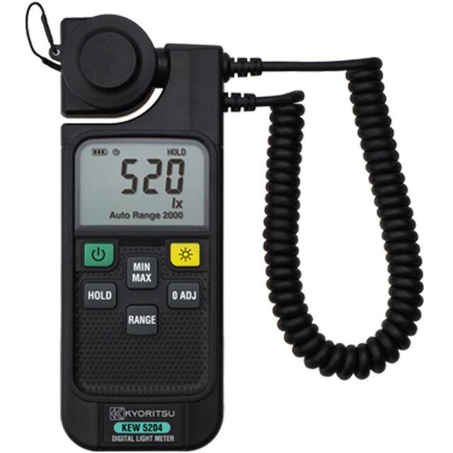 共立電気計器 照度計 KEW 5204