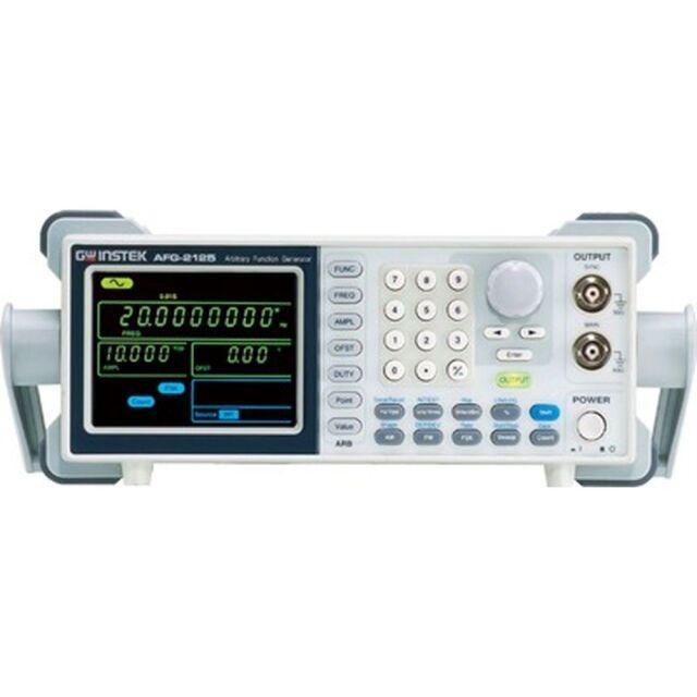 GW Instek 任意波形ファンクションジェネレータ AFG-2000/2100 シリーズ AFG-2125
