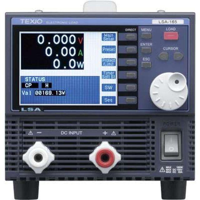【お取り寄せアウトレット】TEXIO 直流電子負荷装置 LSA-165V1 [OUTLET]