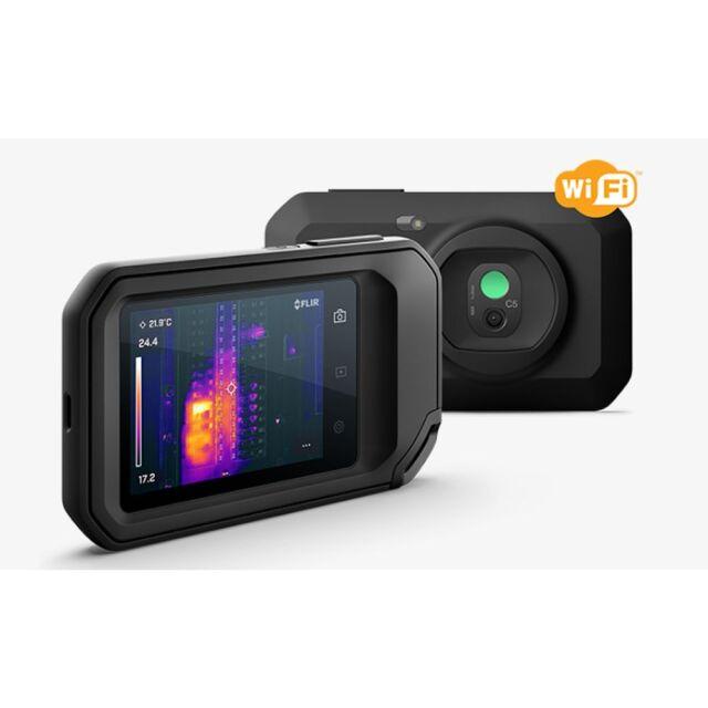 【お問合せ商品】 FLIR C5 コンパクトサーモグラフィカメラ