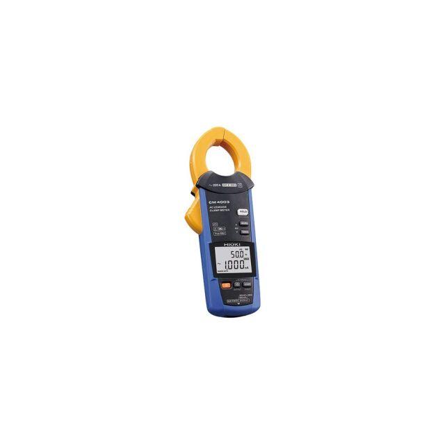 HIOKI ACリーククランプメータ 出力・外部電源機能付き CM4003