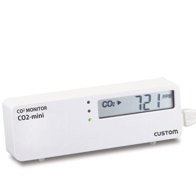 CUSTOM CO2モニター CO2-mini
