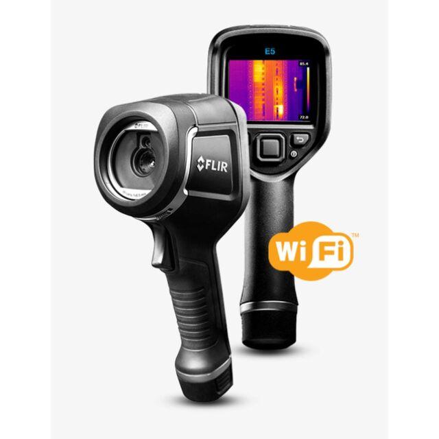 【お問合せ商品】 FLIR E5-XT ハイコストパフォーマンス サーモグラフィカメラ