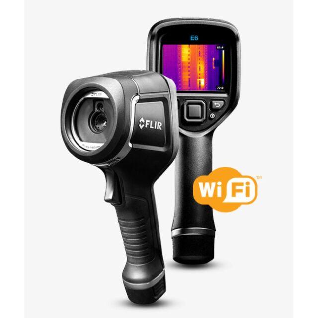 【お問合せ商品】 FLIR E6-XT ハイコストパフォーマンス サーモグラフィカメラ