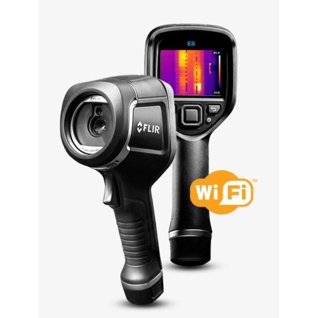 【お問合せ商品】 FLIR E8-XT ハイコストパフォーマンス サーモグラフィカメラ