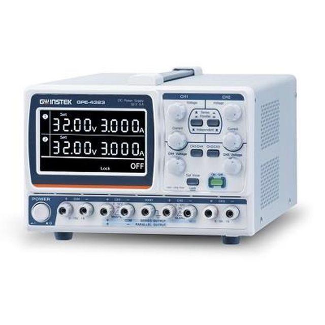 TEXIO GW INSTEK 多出力直流安定化電源 GPE-4323