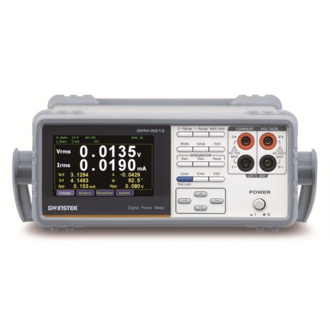 TEXIO GW INSTEK パワーメータ(GP-IB機能付き) GPM-8213VG