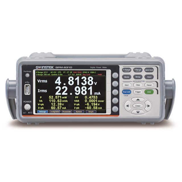 TEXIO GW INSTEK パワーメータGPM-8310V1