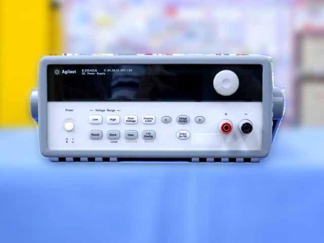 中古 キーサイト(アジレント) 直流安定化電源 E3640A (管理番号:IT0184)