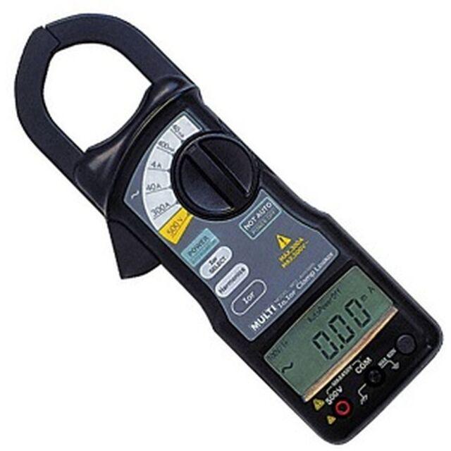 マルチ計測器販売 Io/Iorクランプリーカー AC漏れ電流 φ40mm MCL-400IR+
