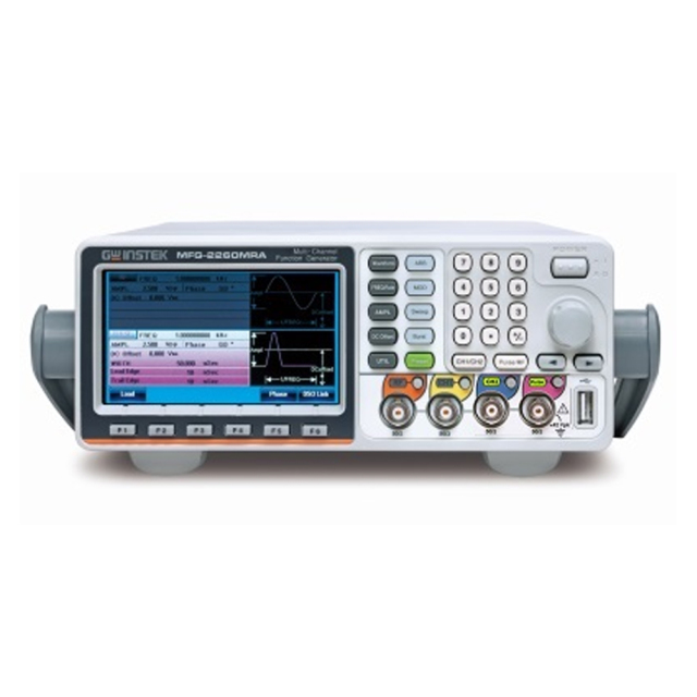 TEXIO 2CH 任意波形ファンクションジェネレータ MFG-2260MRA