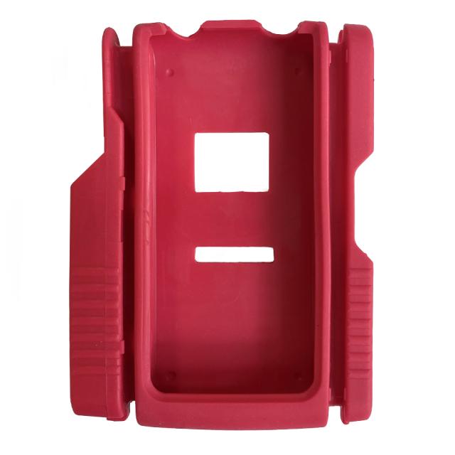 共立電気計器 KEW MATEシリーズ用ホルスター 赤 MODEL9200RED