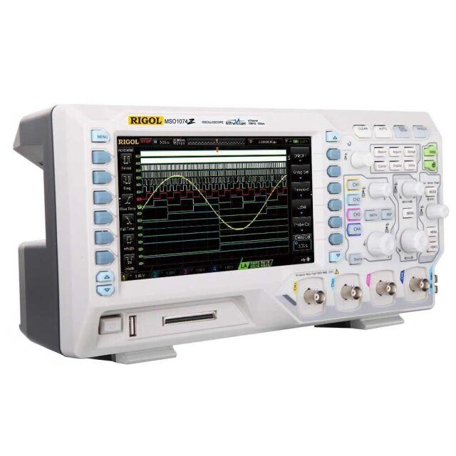 【在庫限り特価】RIGOL デジタルオシロスコープ 70MHz 4ch 1GSa/s MSO1074Z-S